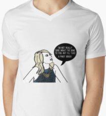 Pinot Grigio Men's V-Neck T-Shirt
