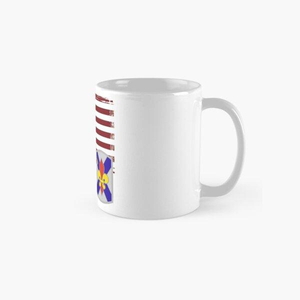 256 Infantry- Proud Veteran Classic Mug