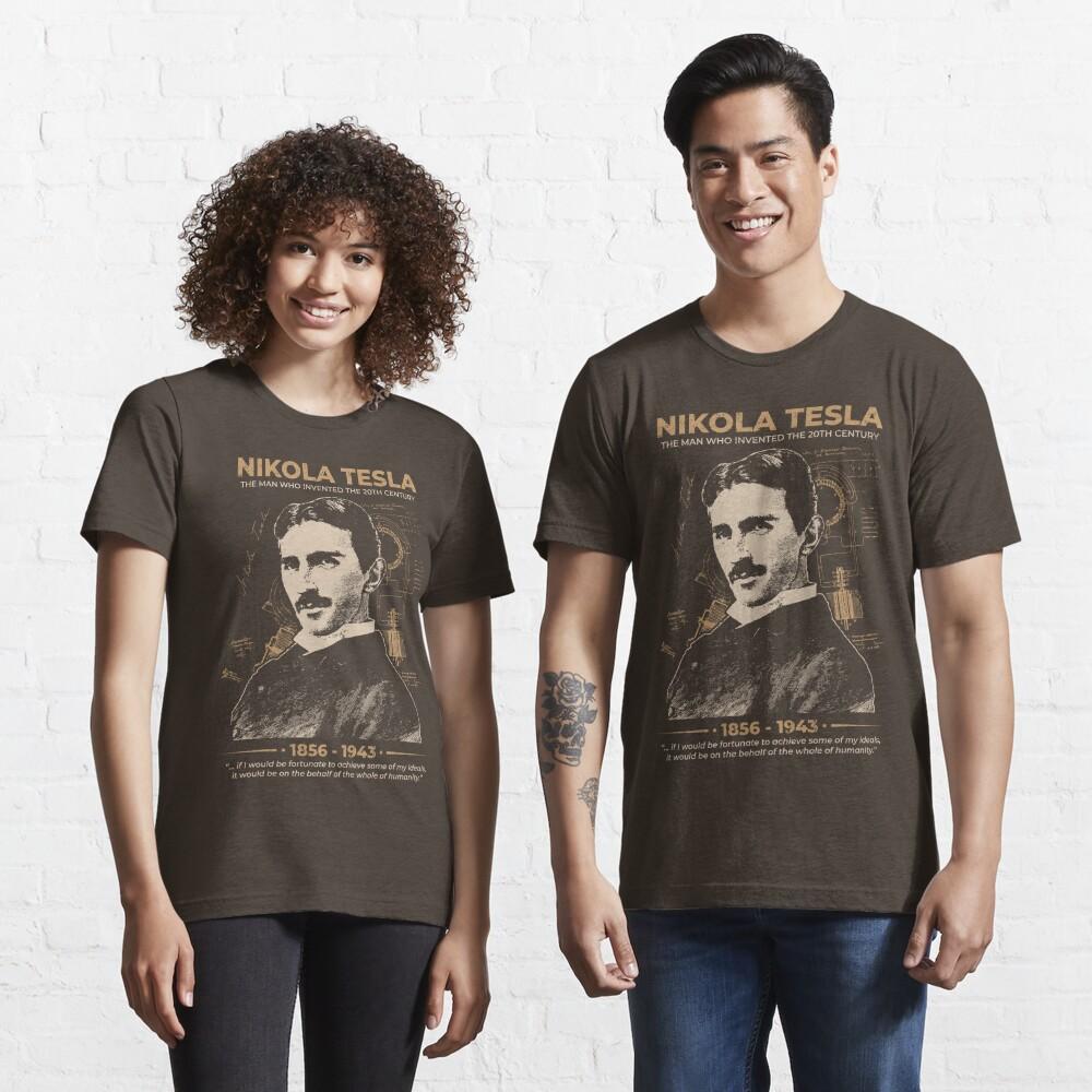 Nikola Tesla Essential T-Shirt