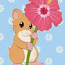 Hamster Hibiscus by pdutogepi