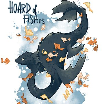 Hoard of fishes by ArryDesign