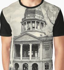 Historical building Graphic T-Shirt