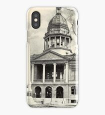 Historical building iPhone Case