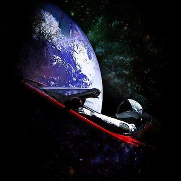 Road to Mars by starrygazer
