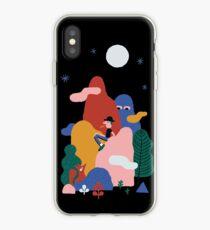 Pleine lune iPhone Case