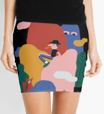 Pleine lune Mini Skirt