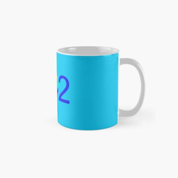 Vermont Rainbow Peace 802 Area Code Classic Mug