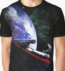 Road to Mars Graphic T-Shirt