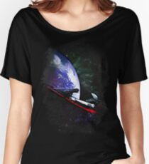 Road to Mars Women's Relaxed Fit T-Shirt