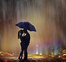 Sleepless Rainy Night by Igor Zenin