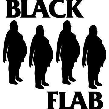 BLACK FLAB by apeape