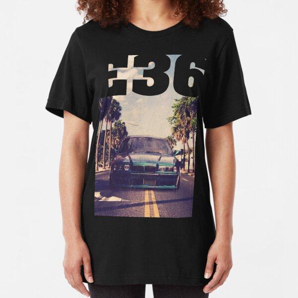 """E36 """"Palm Beach"""" Slim Fit T-Shirt"""