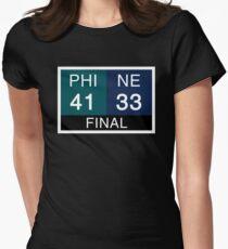 LII Scoreboard Women's Fitted T-Shirt