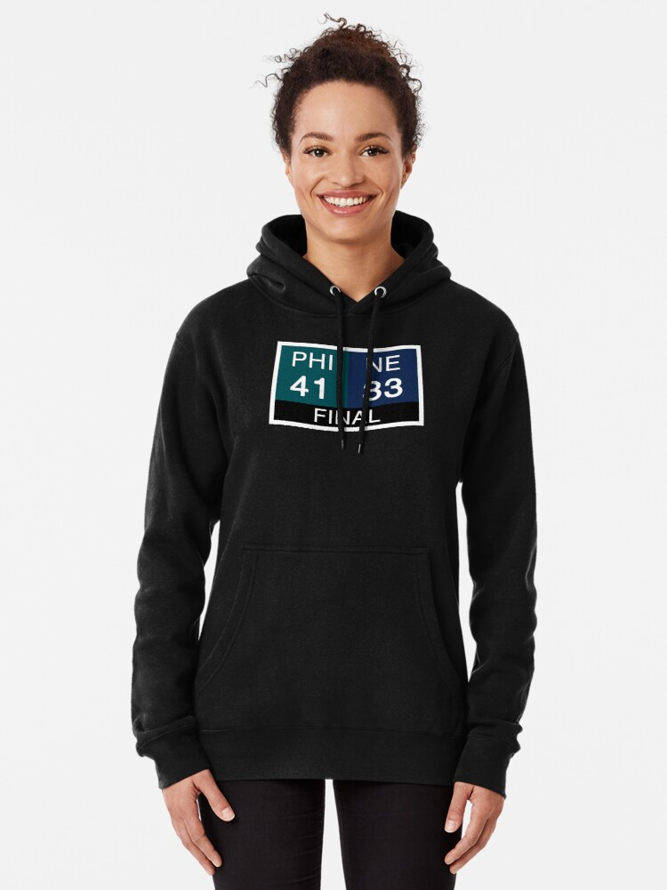 Alternate view of LII Scoreboard Pullover Hoodie