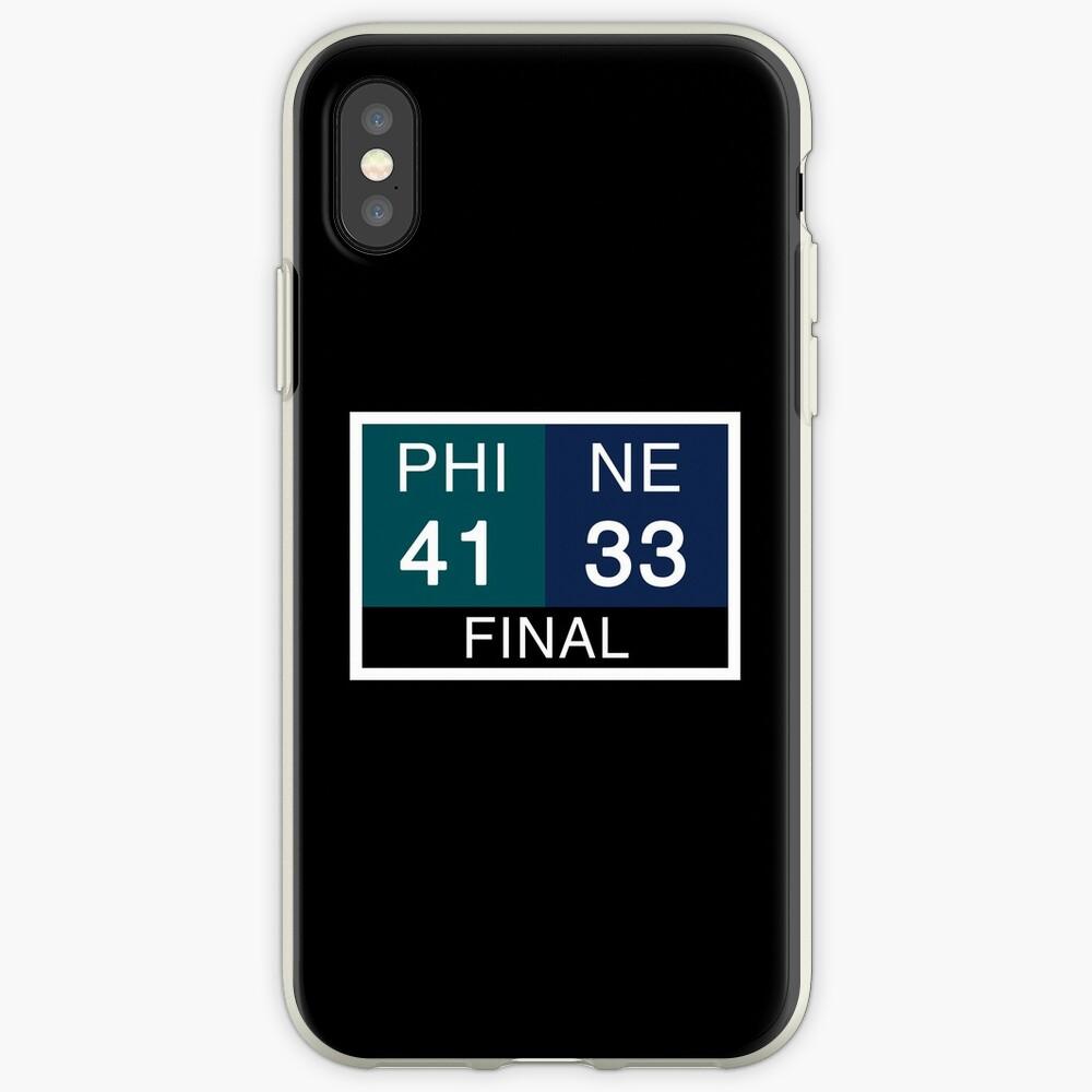 LII Scoreboard iPhone Case & Cover