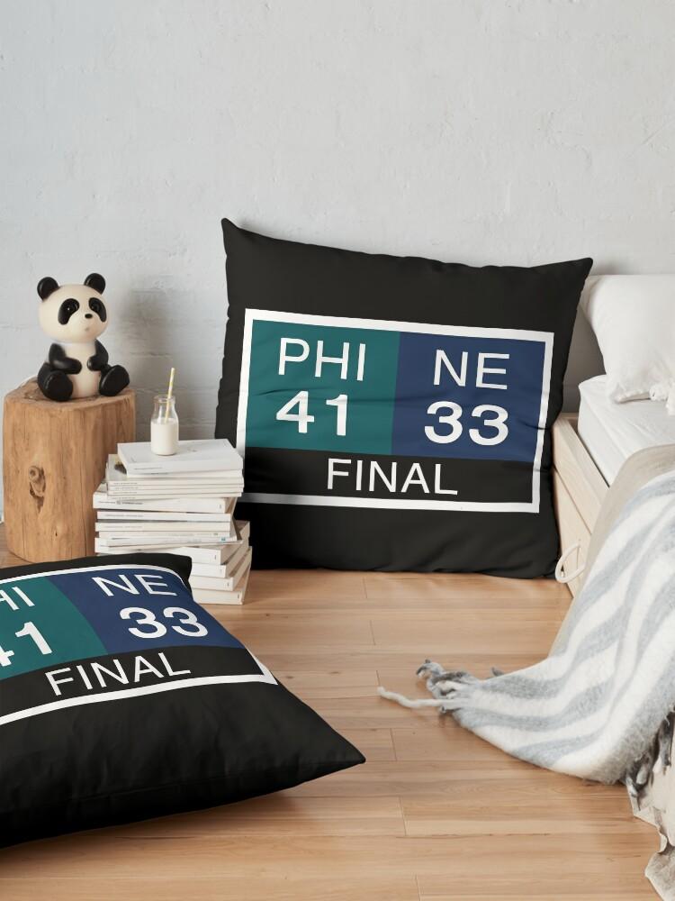 Alternate view of LII Scoreboard Floor Pillow
