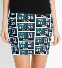 LII Scoreboard Mini Skirt