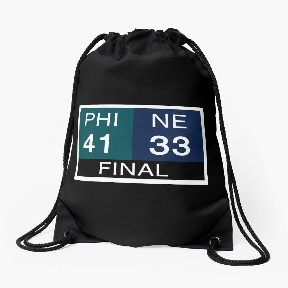 LII Scoreboard Drawstring Bag