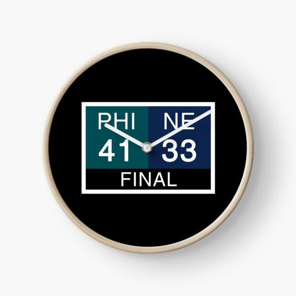 LII Scoreboard Clock