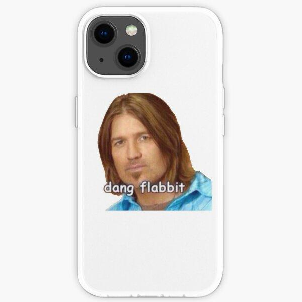 Dang flabbit iPhone Soft Case