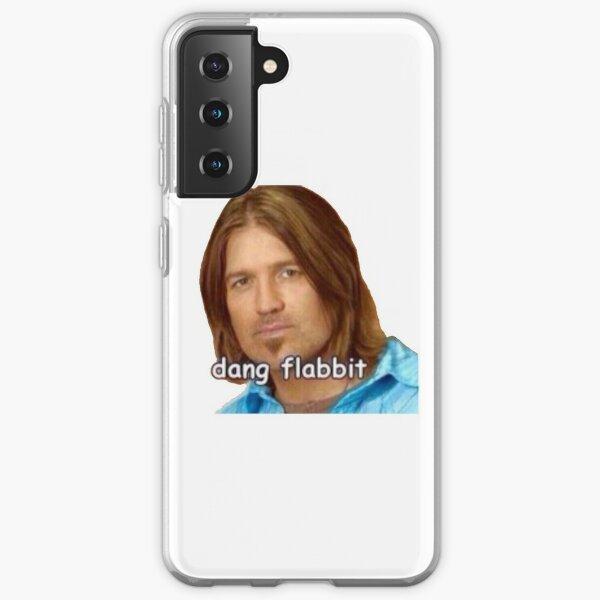 Dang flabbit Funda blanda para Samsung Galaxy