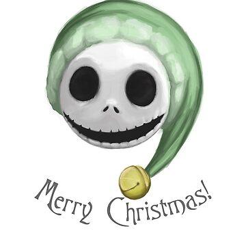 The Nightmare Before Christmas by sinnart