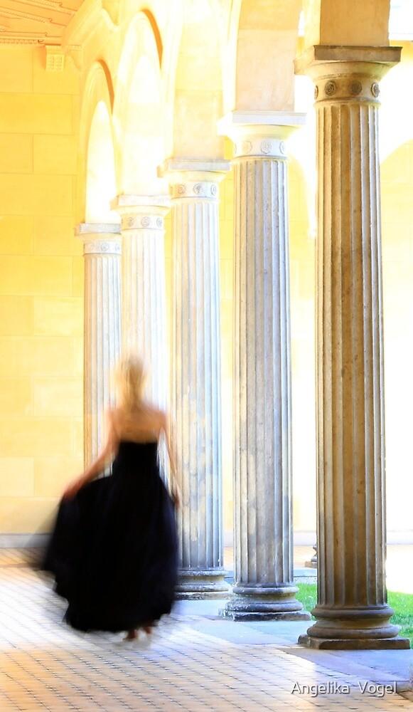Pretty Woman by Angelika  Vogel