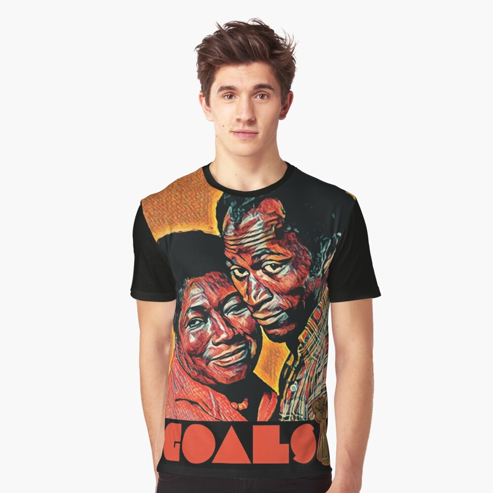 Florida & James Evans Graphic T-Shirt