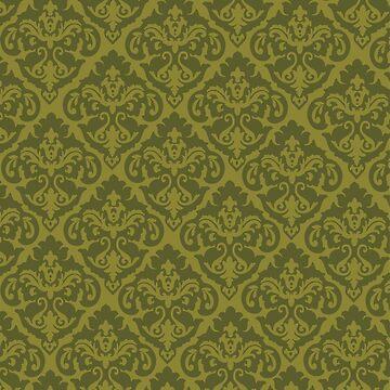 Vintage Fabric by jeastphoto