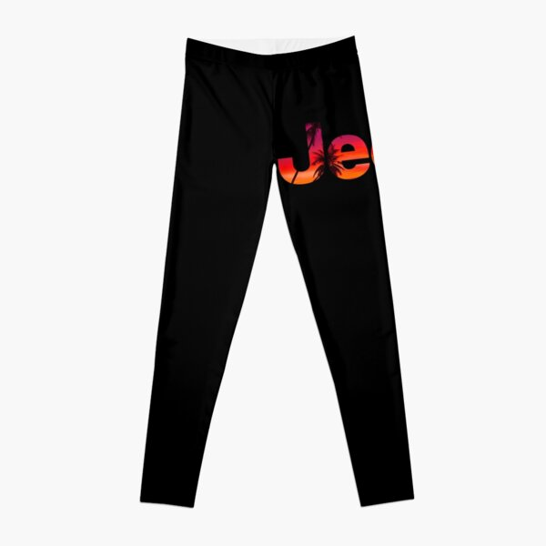 jeep beach Leggings