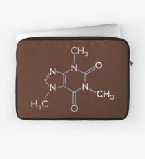 Caffeine Molecule - Funny Coffee Quote Gift Laptoptasche