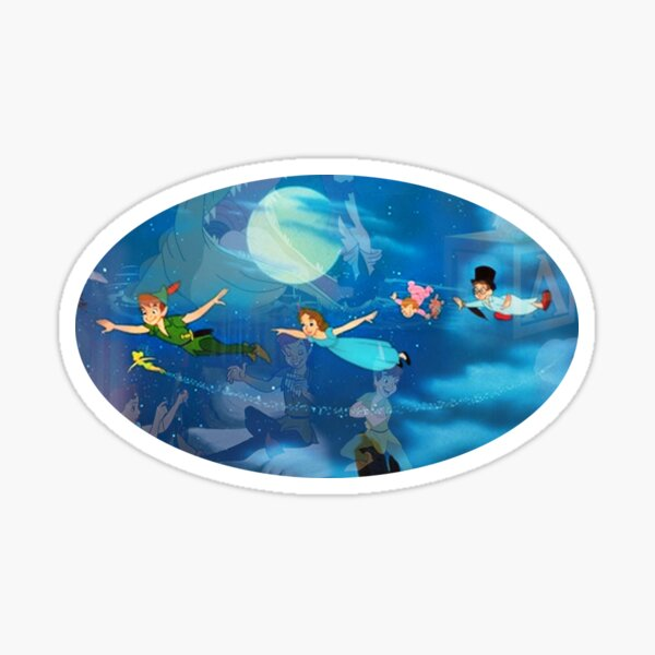Peter Pan Sticker