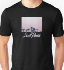Scott Damn - Trees middle position Unisex T-Shirt