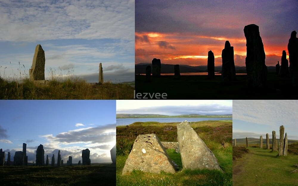 A Postcard From Scotland by lezvee