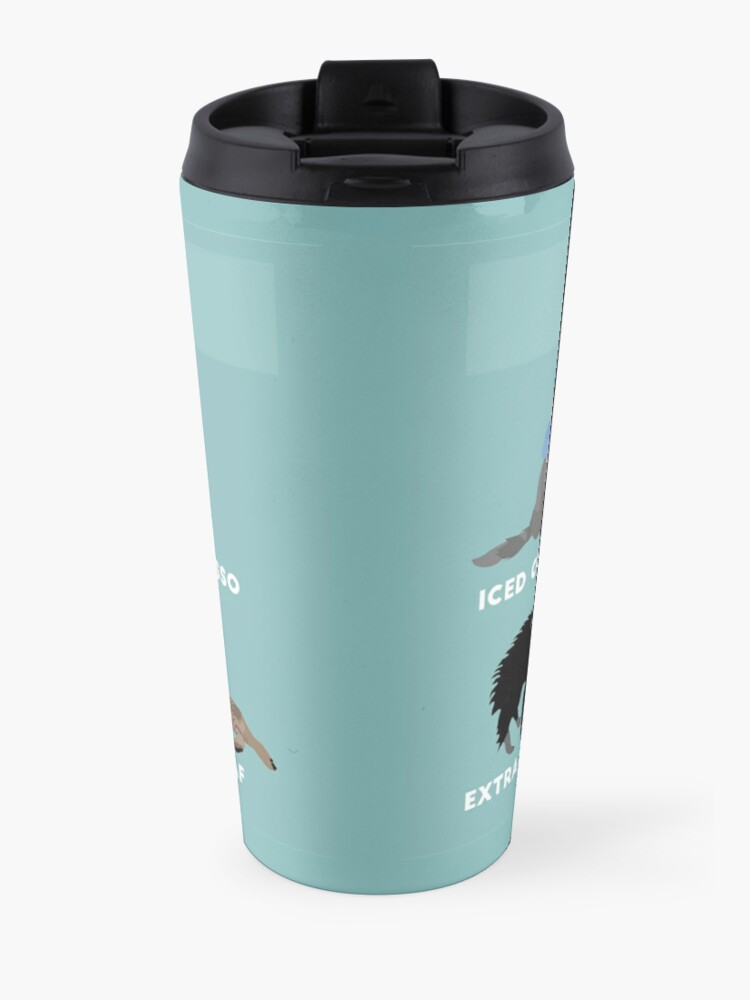 Alternate view of Cats As Coffee Travel Mug