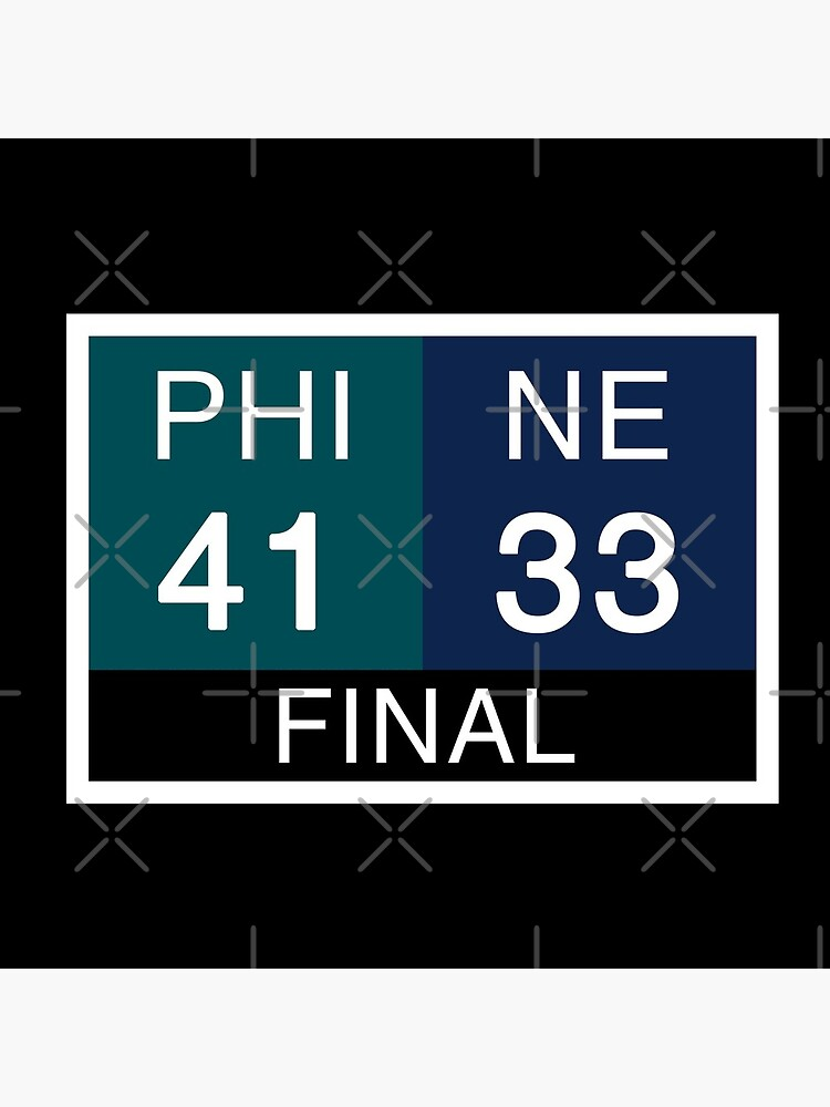 LII Scoreboard by SaturdayAC