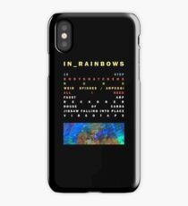 Radiohead - In Rainbows iPhone Case