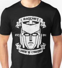 Legend Of Cybertron - Ratchet Unisex T-Shirt
