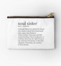 Soul Sister Studio Pouch