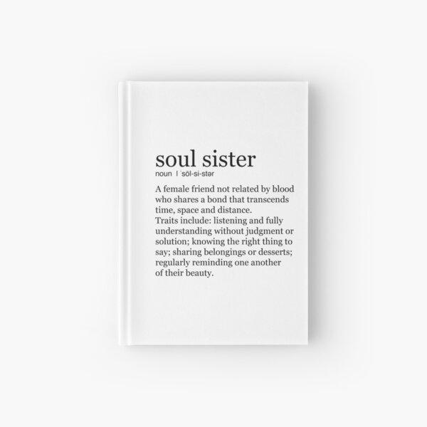 Soul Sister Hardcover Journal