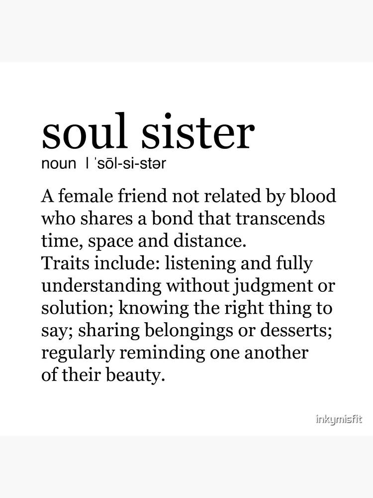 Soul Sister by inkymisfit