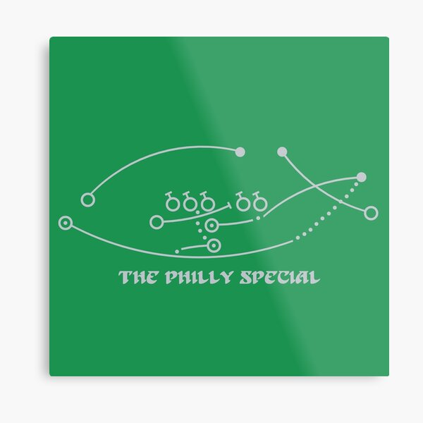 The Philly Special  Metal Print