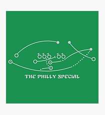 The Philly Special  Photographic Print