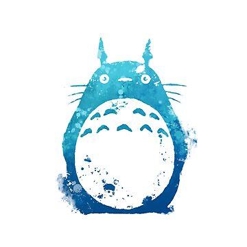 Totoro by Misterfreaks