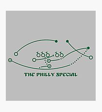 The Philly Special Alt Photographic Print