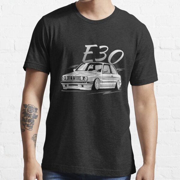 """E30 """"Low Style"""" Essential T-Shirt"""