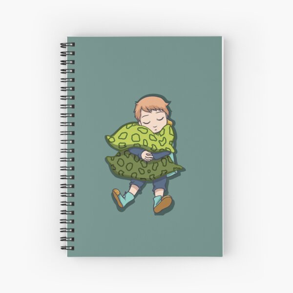 King- Seven Deadly Sins Spiral Notebook