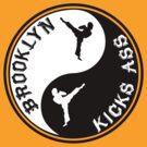BROOKLYN KICK ASS YING YANG by 4playbk