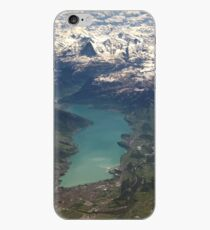 Lake Thun: North Face of the Eiger, Moench and Jungfrau iPhone Case