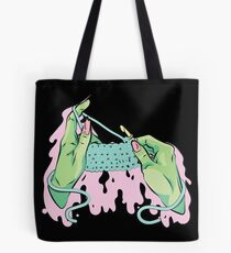 Rotten Dollies - Creep Crochet Tote Bag